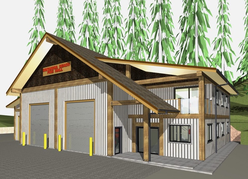 Firehall - Rendering 1