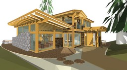 Chesterman Beach - Rendering 2